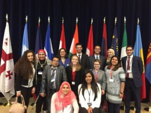 ProFellows at the U.S. Department of State w HANDS