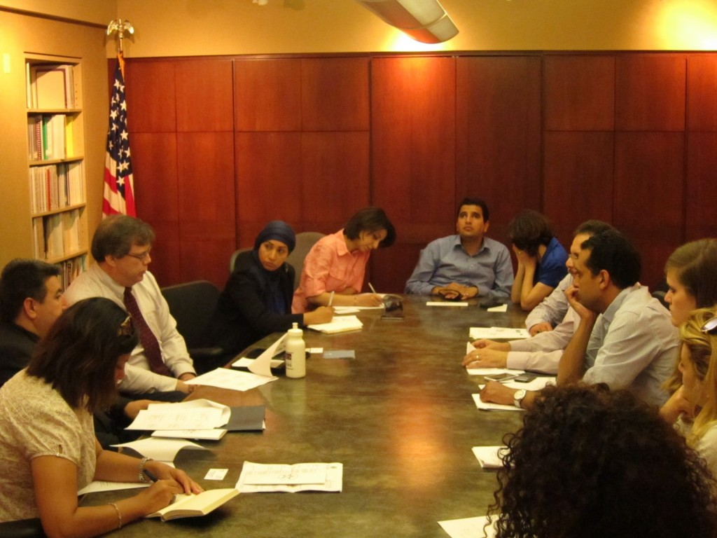 Meeting with the US Access Board